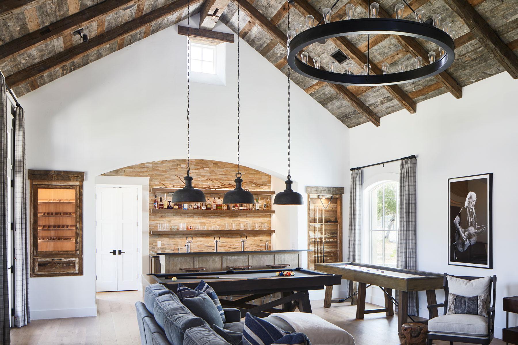 Donna Fig Design Reclaimed Wood Austin Texas