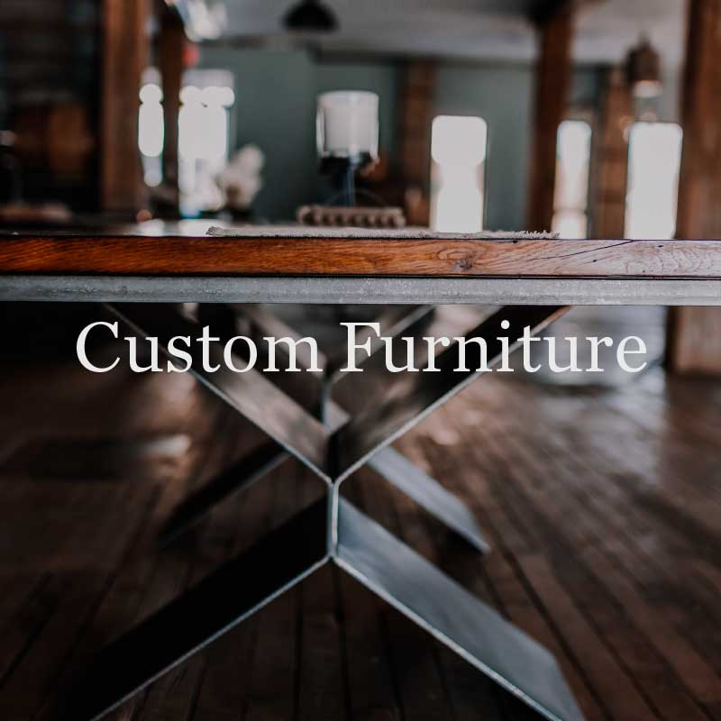 Custom Furniture for Homes and Business