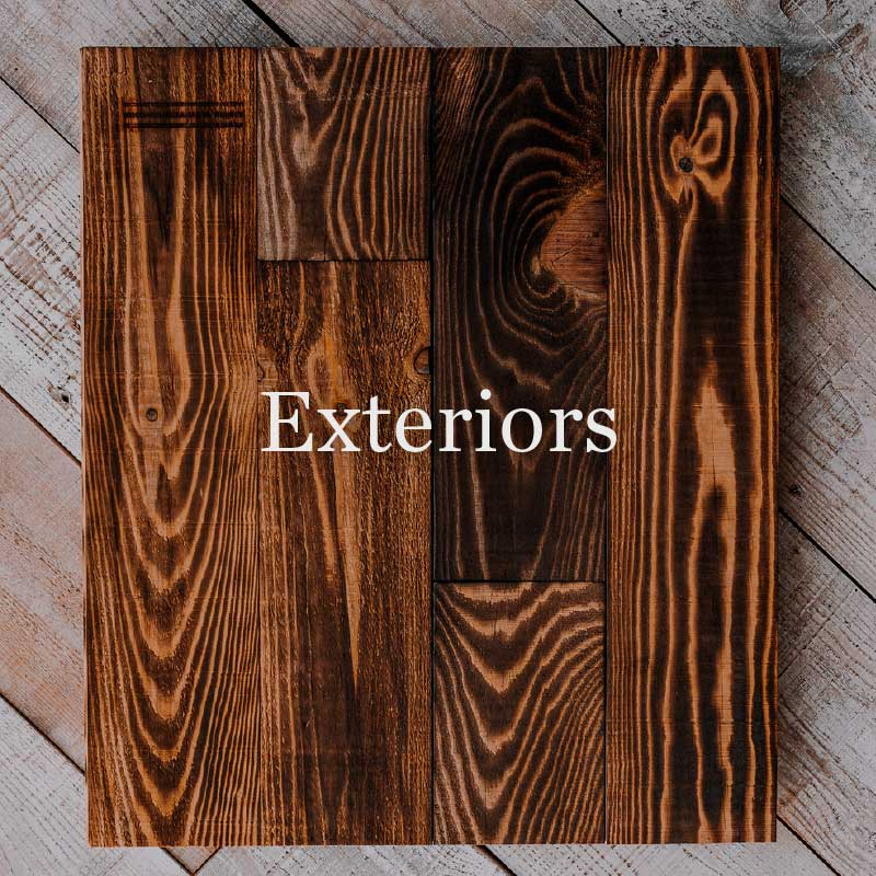 Exteriors for Homes and Business