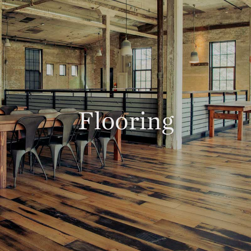 Flooring for Homes and Business