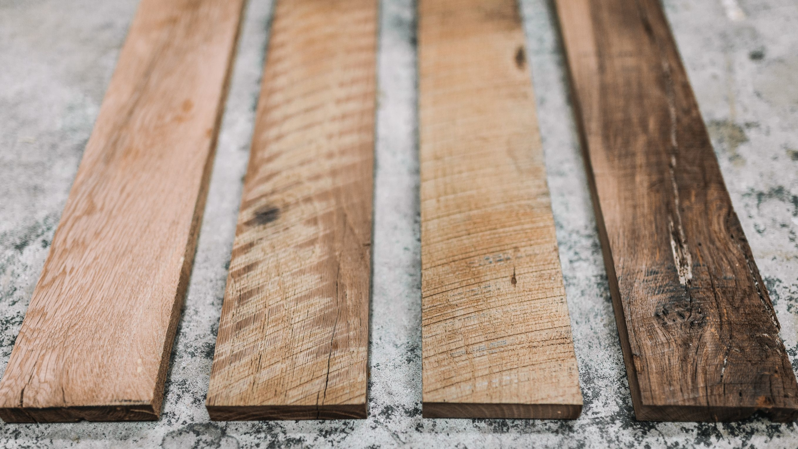 Reclaimed Wood Boards and Beams