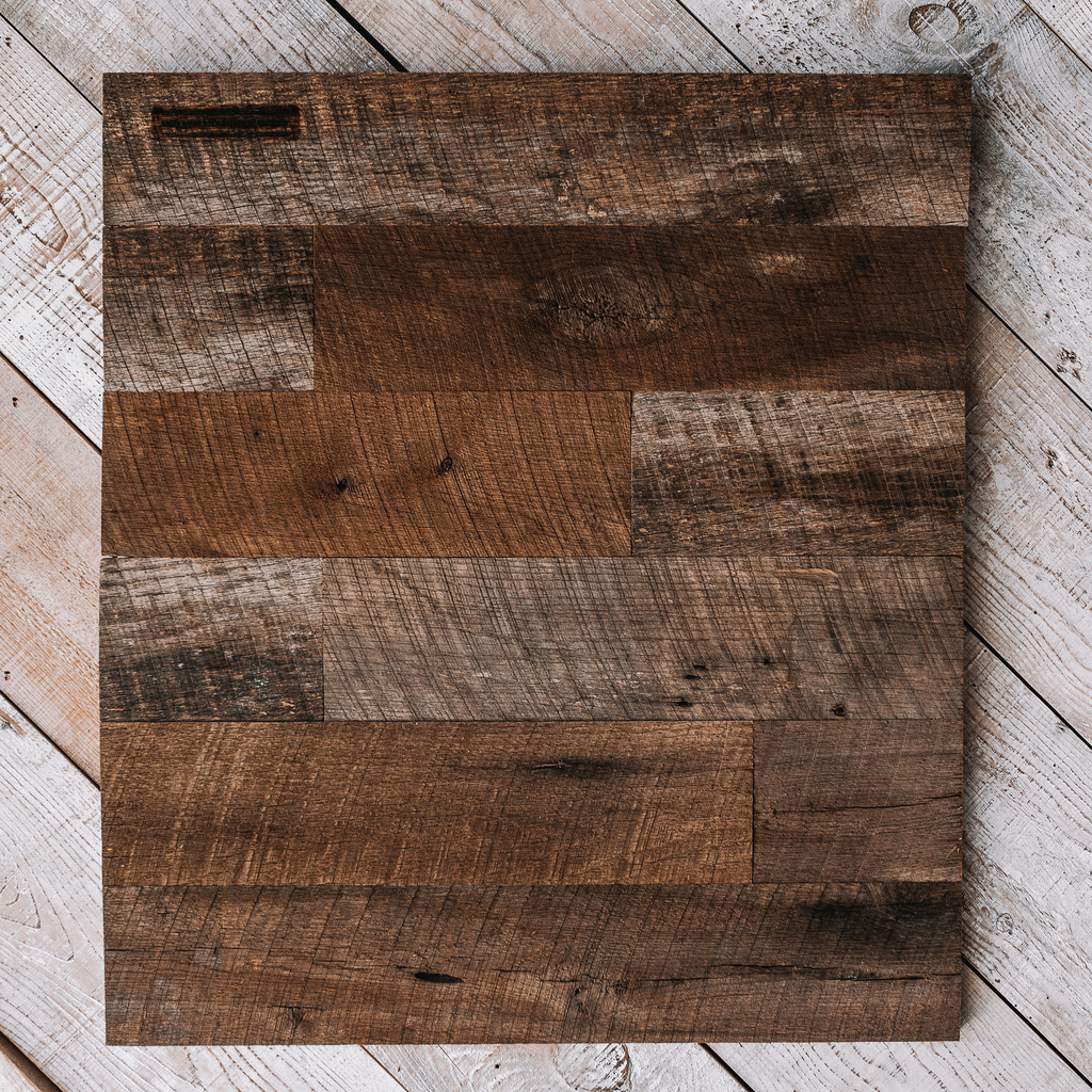 Finished Reclaimed Wood Sample